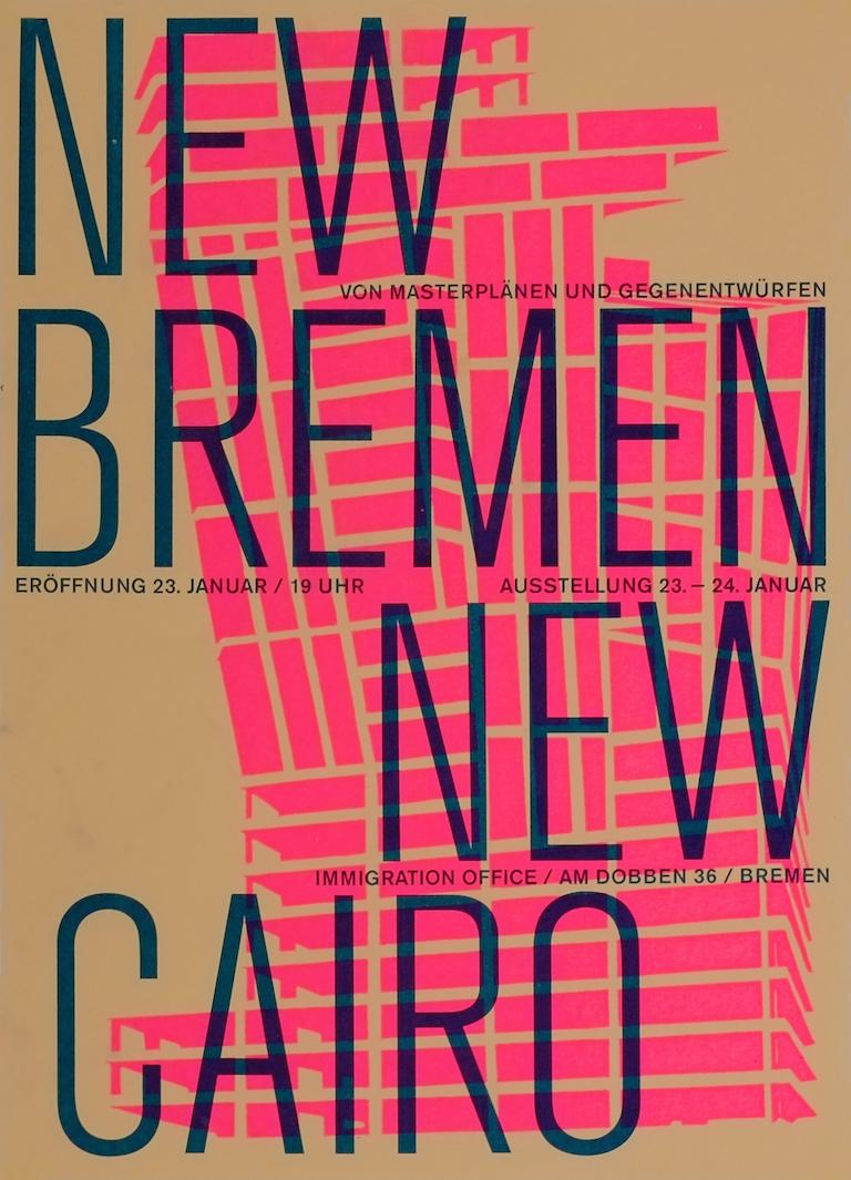 NewBremen_NewCairo_plakat-small