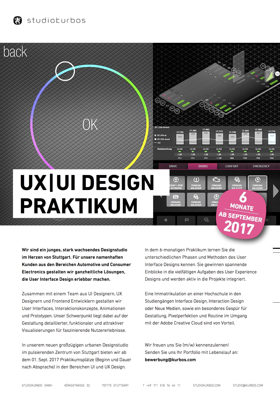Praktikantenausschreibung_Studiokurbos_Interfacedesign_092017